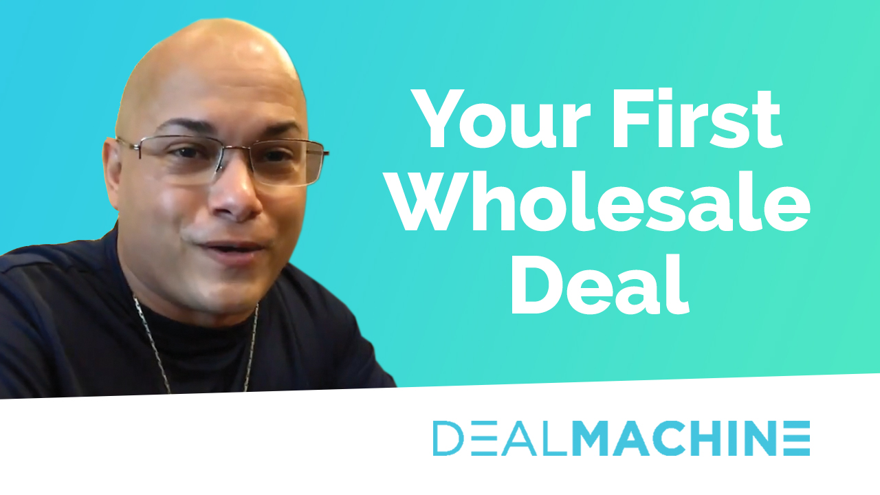 How Does it Feel to Do Your First Real Estate Wholesale Deal?