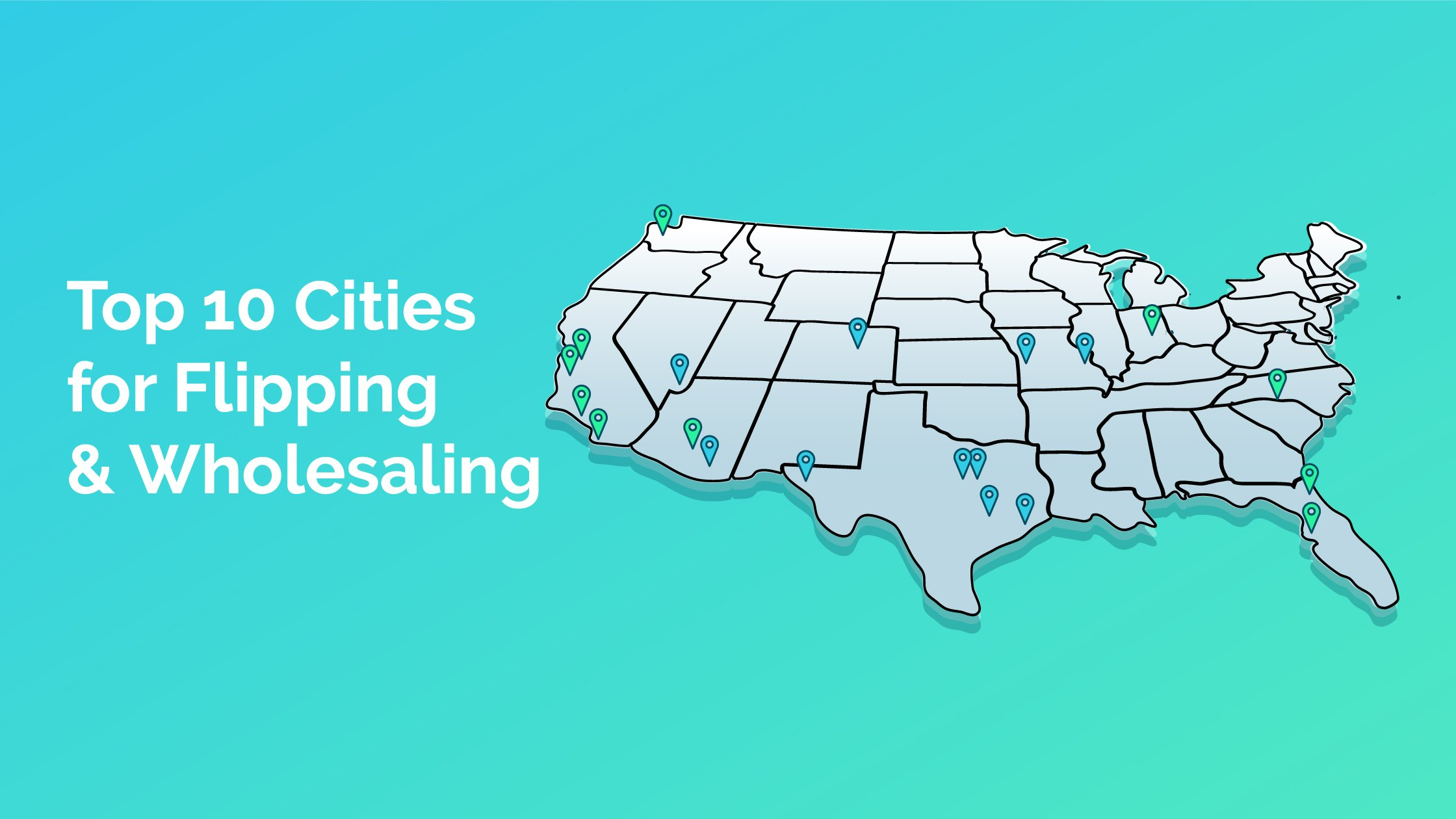 10Best Cities for Flipping Housesand Wholesaling